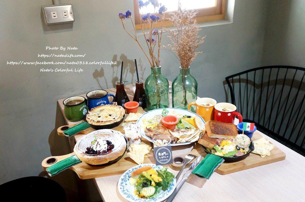 【美食♔台南中西區早午餐】壹零捌 • 一。老屋巷弄美食!還有必點甜蜜下午茶~法式鑄鐵鍋鬆餅