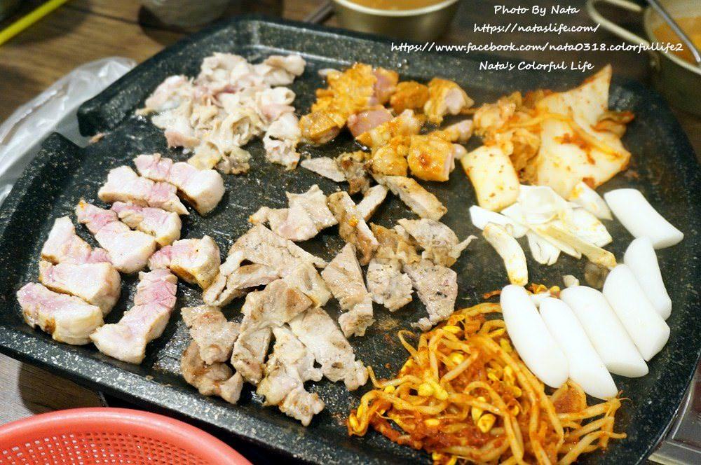 【旅遊✈韓國】釜山自由行│釜山大學美食‧숙성고燒肉吃到飽。1人燒烤吃到飽只要10900韓元!還有小菜、大醬湯、咖哩、海苔拌飯無限吃